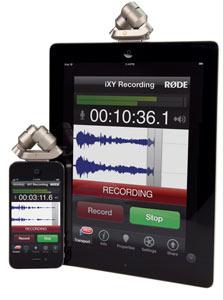 RØDE iXY für iPhone und iPad