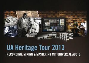 UA Heritage Tour 2013