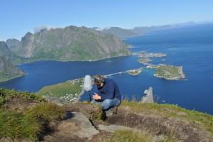 Lofoten, Norwegen (Foto von André Klar)
