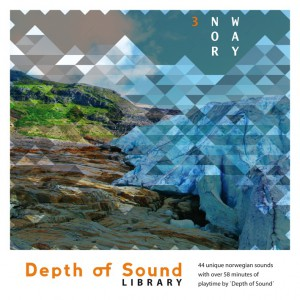 Depth of Sound Norway Library Cover