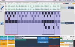 TRACKTION 5 Screenshot