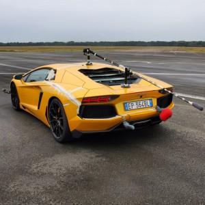 DPA Recording Car Sounds