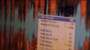 Screenshot von iZotope RX 4