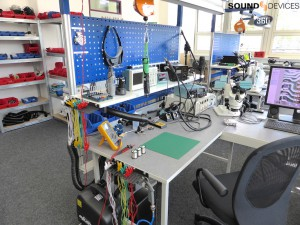 Sound Devices European Service Center