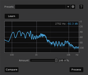 iZotope RX 4 Advanced EQ-Match