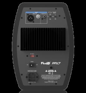 Fluid Audio FPX 7 Rückseite