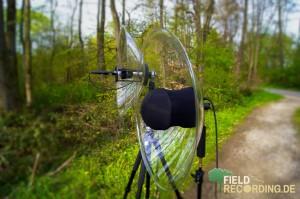 Wildtronics Parabolic Microphones