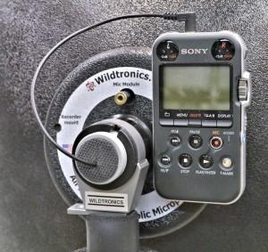 Wildtronics All Purpose Rekorder-Halterung (Foto: Wildtronics LLC)
