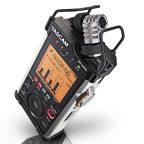 Tascam Handheld-Recorder jetzt mit deutscher Menüführung