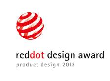 reddot design award 2013