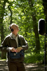 Chis Watson in den Ecclesall Woods - Sheffield, England