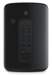 Apple Mac Pro Rückseite