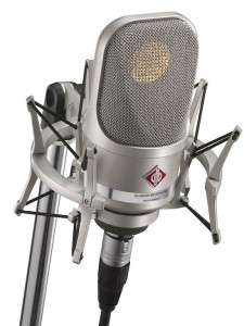 Neumann TLM 107 nickel