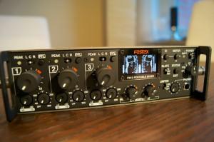 Fostex FM-3 Front
