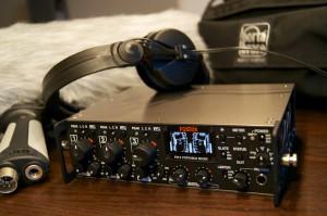 Fostex FM-3 Portable Mixer