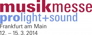 Musikmesse und Prolight + Sound 2014