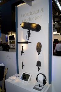 Audio-Technica Broadcast Mikrofone