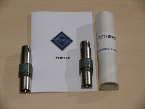 FetHead & FetHead Phantom Verpackung und Anleitung