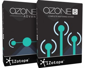 iZotope Ozone 6 und Ozon 6 Advanced