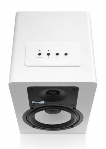Fluid Audio C5-Bluetooth - Tastenfeld