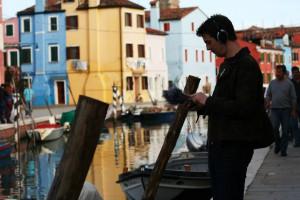Stuart Fowkes von Cities of Memory (Foto: Giulia Biasibetti)