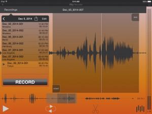 IK Multimedia iRig Recorder 2 - iPad