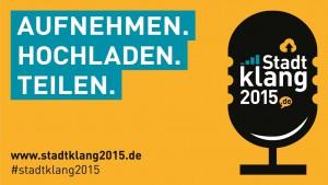 Stadtklang 2015