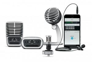Shure Recording-Mikrofonserie MOTIV