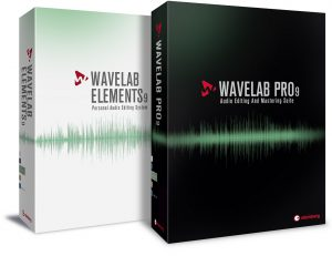 Steinberg veröffentlicht WaveLab Pro 9 und WaveLab Elements 9