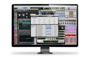 Avid Pro Tools Screenshot