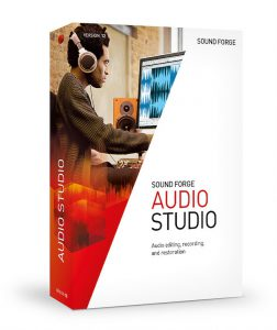 Magix Sound Forge Audio Studio 12